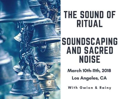 Ritual Soundscaping Flyer